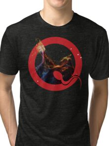 Queens of the Stone Age Veil Nebula Tri-blend T-Shirt