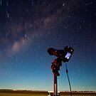 Shooting Stars by Murray Wills