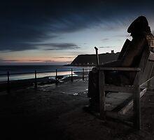 Freddie Gilfroy - Scarborough North Bay by MartinWilliams