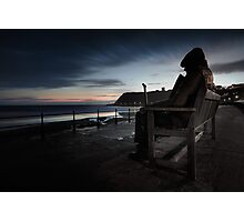 Freddie Gilfroy - Scarborough North Bay Photographic Print