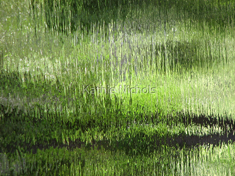 Green Bayou by Kathie Nichols