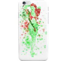 SuperVillain Splatter Graphic iPhone Case/Skin