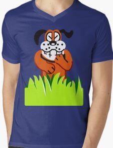 Duck Hunt game loser Mens V-Neck T-Shirt