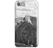 Half Dome from Glacier Point 1 iPhone Case/Skin