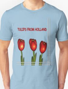 Tulips from Holland T-Shirt