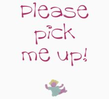Pick Me Up (Pink) by Betty Mackey