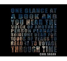 Time voyage  Photographic Print
