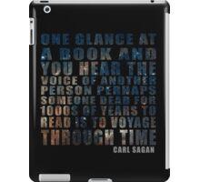 Time voyage  iPad Case/Skin