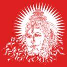 HANUMAN by Saksham Amrendra