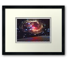 Special point of view Framed Print