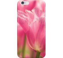 Pink Tulips iPhone Case/Skin