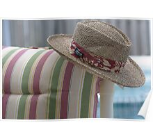 Wherever I lay my hat . . . . Poster
