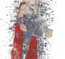 Thor Splatter Graphic by ProjectPixel