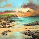 Skye Cliff by scottnaismith
