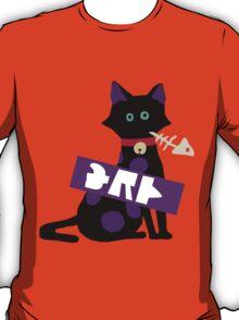 Splatoon SquidForce Splatfest Cat Tee T-Shirt