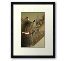 Hello Kitty Framed Print