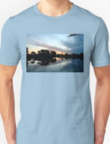 Tropical Sky ~ Lake Reflection T-Shirt