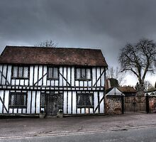 Laneham House HDR by Vicki Spindler (VHS Photography)