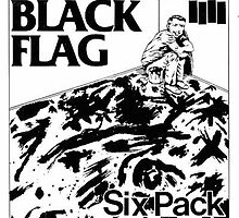 Black flag- Six pack by JJCOOL