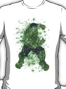 Hulk Splatter Graphic T-Shirt