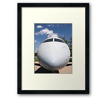 Aircraft Nose 4 Framed Print