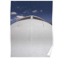 Aircraft Nose 1 Poster