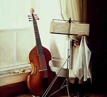 Musical Solitude (Soledad musicada), 2000. by Maria Jose  Aguilar Gutierrez