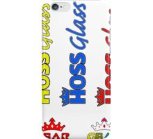 Hoss Gear Collaboration iPhone Case/Skin