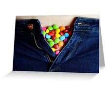 Smartie Pants Greeting Card