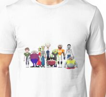 ZOMBIES Unisex T-Shirt