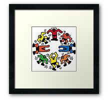 Keith Luchang Framed Print