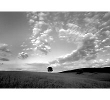 Summer Sky Photographic Print