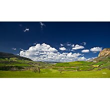 Herd of clouds Photographic Print