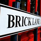 Brick Lane by Steve Maidwell