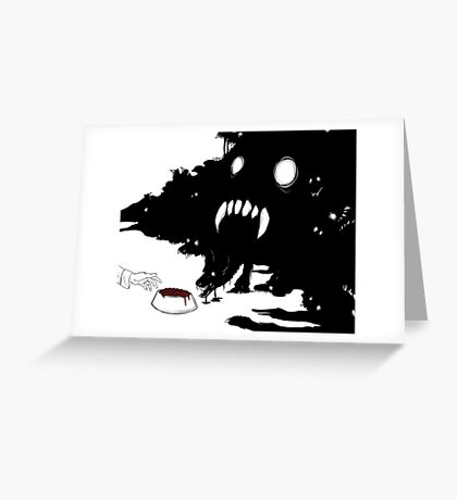 Stray Greeting Card