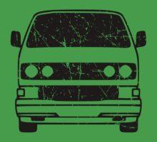 80s VW Camper Kids Tee