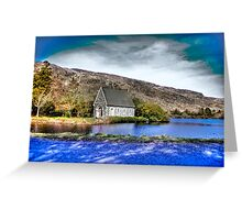 Gougane Barra, Cork, Ireland Greeting Card