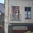 A La Restaurant Francaise by Charlotte Slade