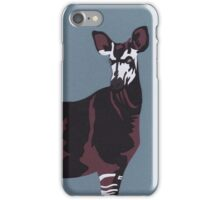 Okapi iPhone Case/Skin