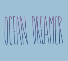 Ocean Dreamer Kids Clothes
