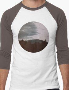 Oregon Landscape Men's Baseball ¾ T-Shirt