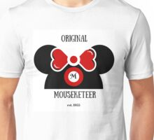 Original Mouseketeer - Bow Unisex T-Shirt