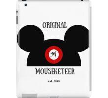 Original Mouseketeer iPad Case/Skin