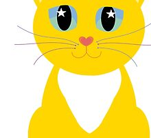 Only One Yellow Kitty by Jean Gregory  Evans