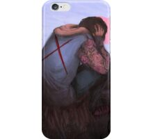 Heavy on Your Shoulders iPhone Case/Skin