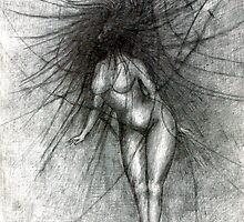 My Hair  by Wojtek Kowalski