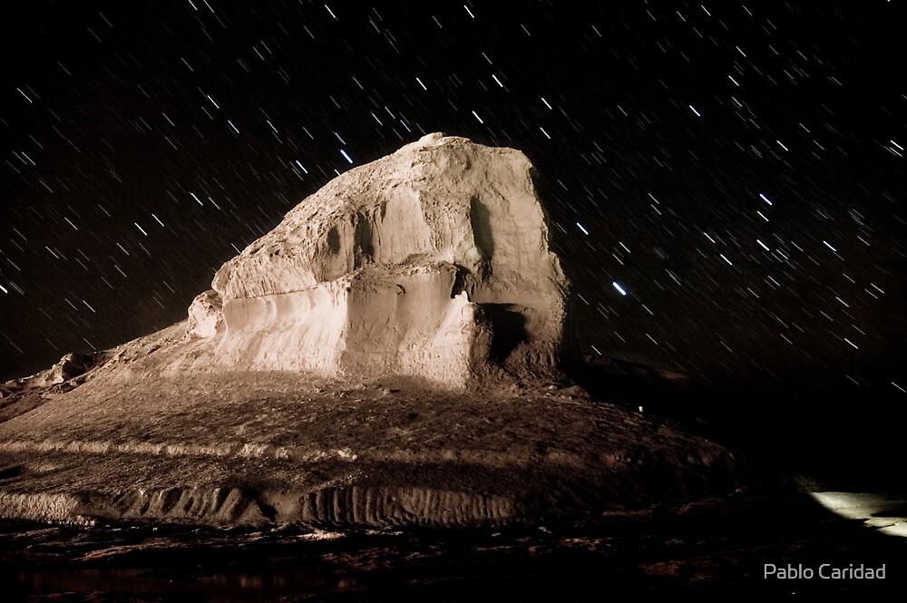 Peninsula Valdes, Patagonia Argentina, night. by Pablo Caridad