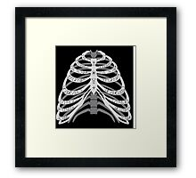 The Bones of a Winchester Framed Print