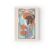 Mucha Korrasami Hardcover Journal