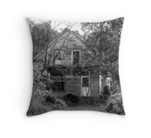 Forsaken Throw Pillow